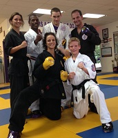 Black Belts 2014
